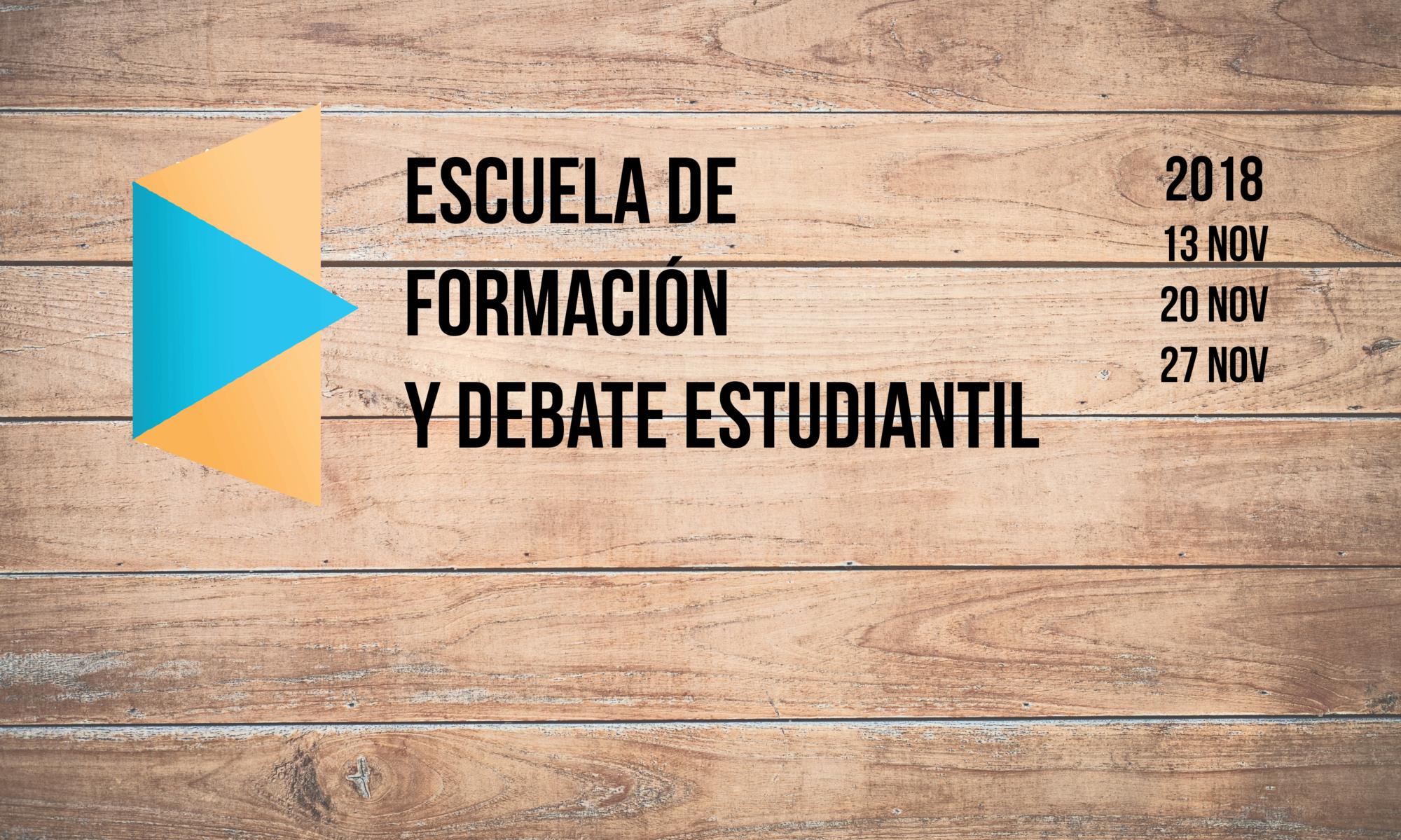 Escuela de Formación y Debate Estudiantil
